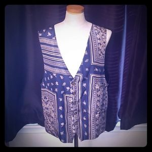 Bruno Vest. Negotiable!